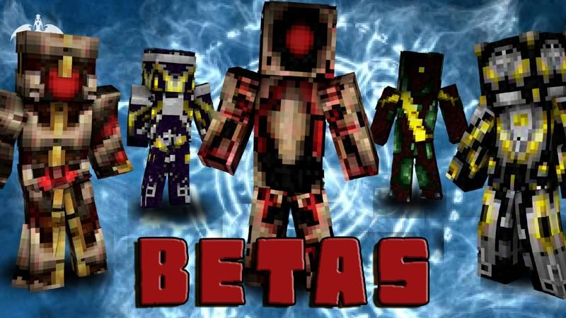 Betas on the Minecraft Marketplace by Dragnoz