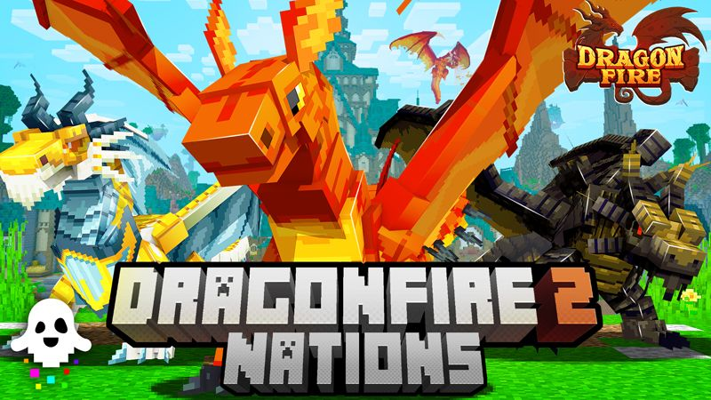 DragonFire 2  Nations on the Minecraft Marketplace by Spectral Studios