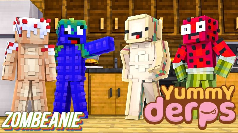 Yummy Derps on the Minecraft Marketplace by Zombeanie
