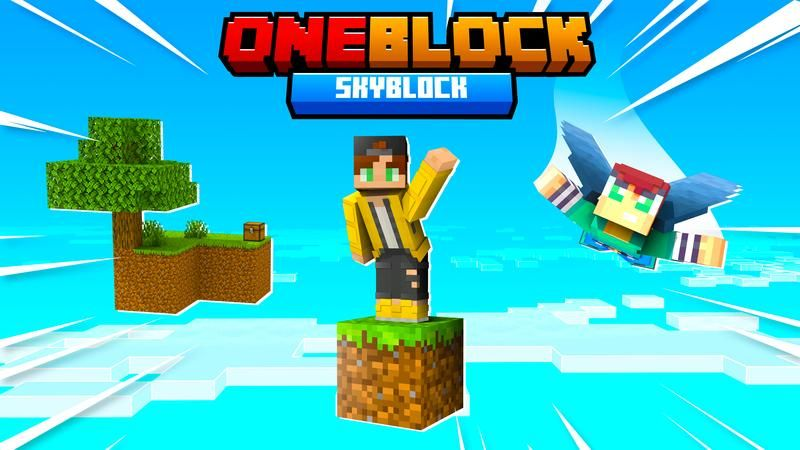 One Block Skyblock!