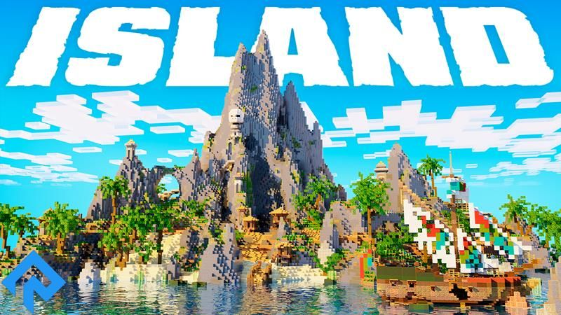 Island on the Minecraft Marketplace by RareLoot