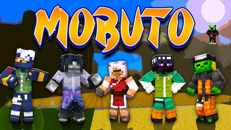 Mobuto on the Minecraft Marketplace by Blu Shutter Bug