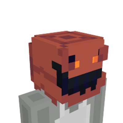 Pumpkin Head on the Minecraft Marketplace by Dig Down Studios