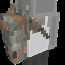 Rusted Cyborg Arm