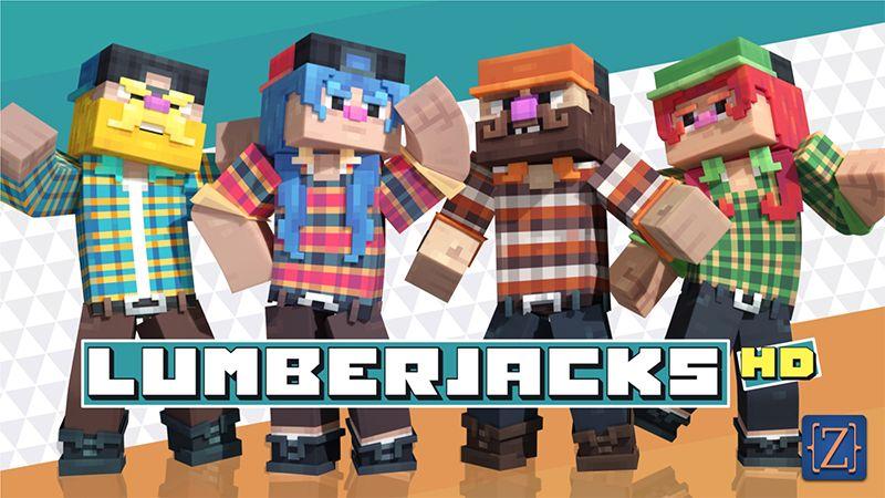 Lumberjacks HD on the Minecraft Marketplace by Code Zealot Studios LLC