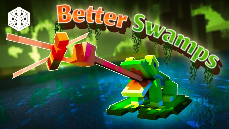Better Swamps on the Minecraft Marketplace by Yeggs