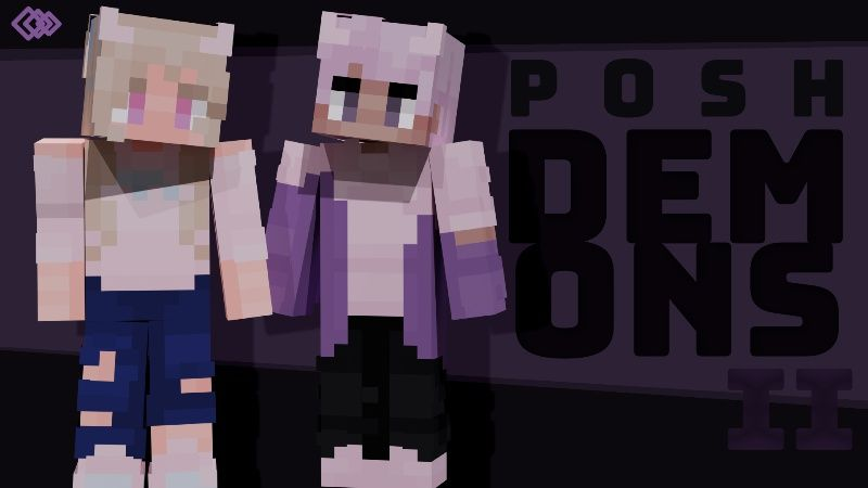 Posh Demons 2 on the Minecraft Marketplace by Tetrascape