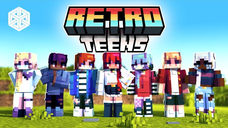 Retro Teens on the Minecraft Marketplace by Yeggs