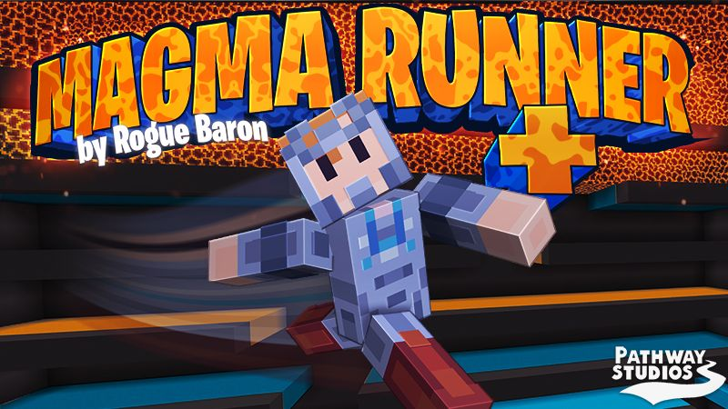 Magma Runner  on the Minecraft Marketplace by Pathway Studios