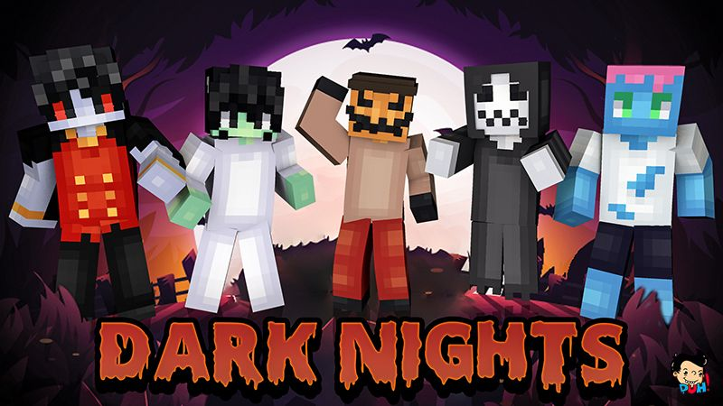 Dark Nights on the Minecraft Marketplace by Duh