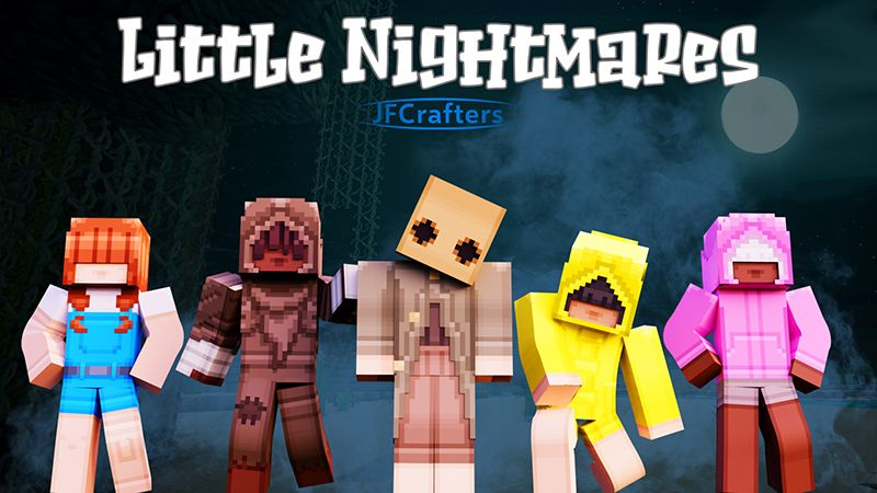 Little Nightmares on the Minecraft Marketplace by JFCrafters