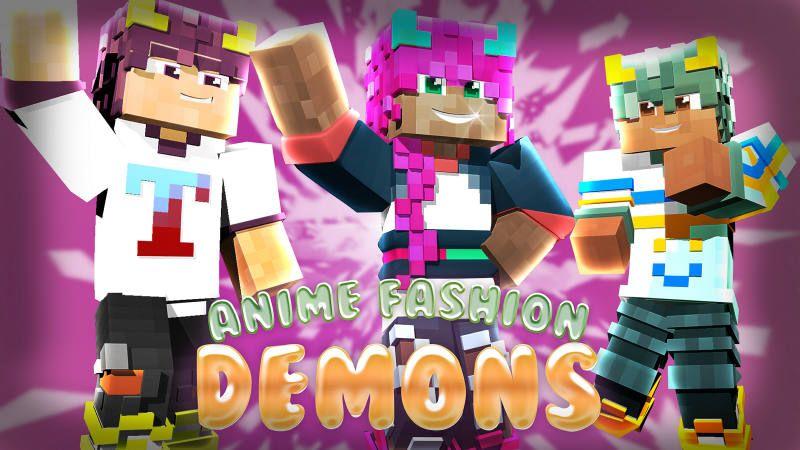 Anime Fashion Demons