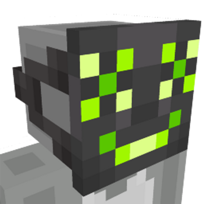Neon Mask on the Minecraft Marketplace by Hourglass Studios