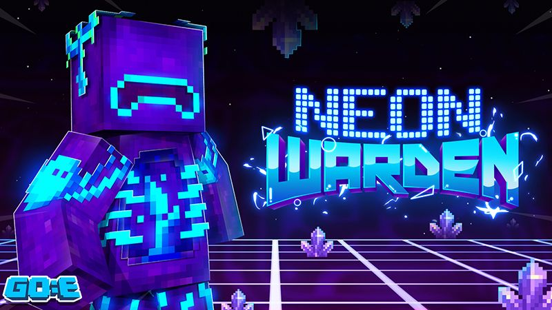 Neon Wardens on the Minecraft Marketplace by GoE-Craft