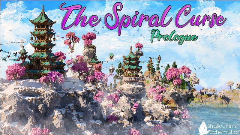 The Spiral Curse Prologue on the Minecraft Marketplace by Shaliquinn's Schematics